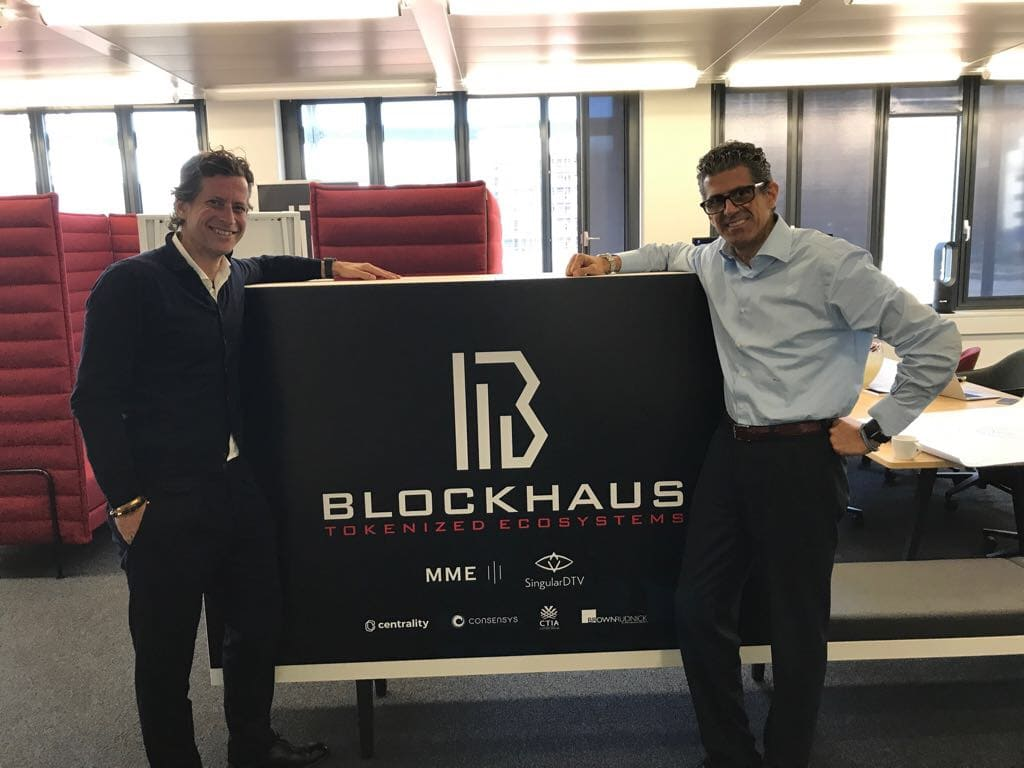 blockhaus hq, blockhaus, coherra