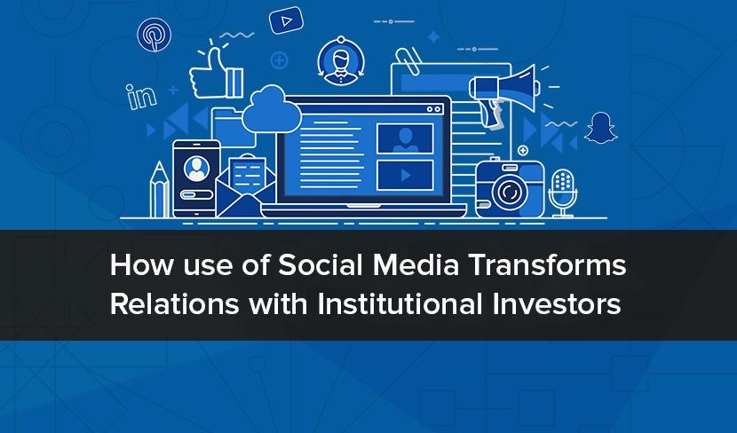 social media, investor
